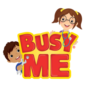Busy me