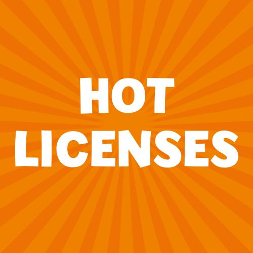 Hot-Licenses